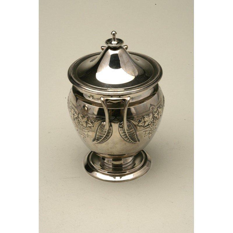 Koehler & Ritter (1868-1885) Silver Presentation Coffee - 12