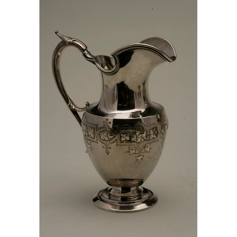 Koehler & Ritter (1868-1885) Silver Presentation Coffee
