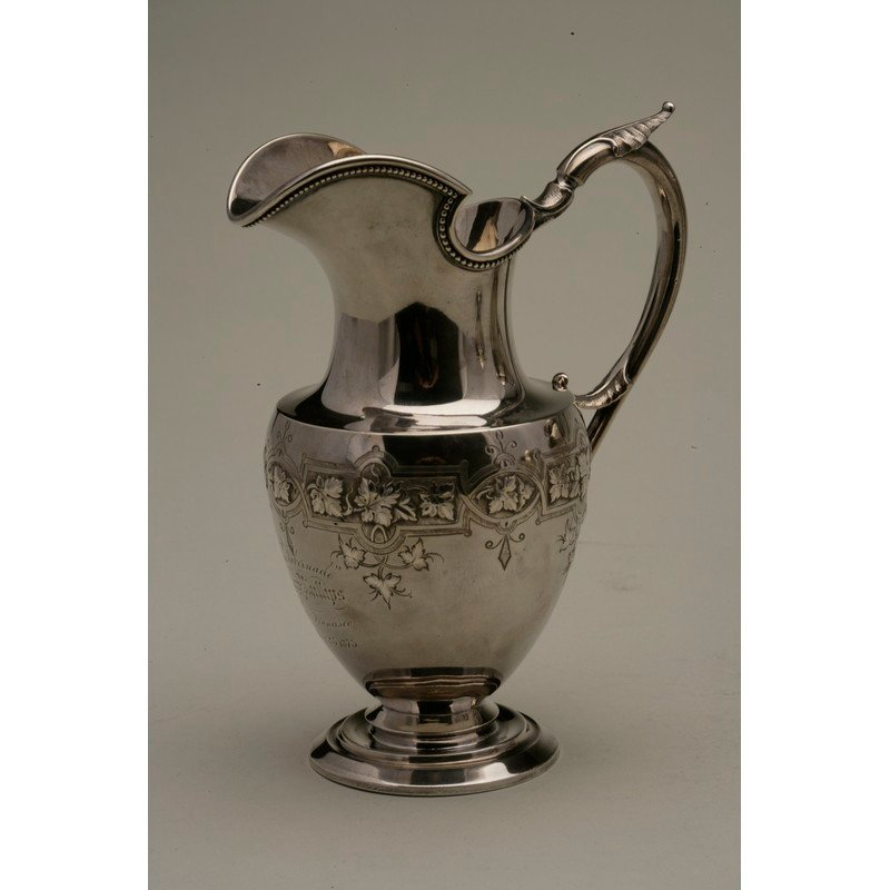 Koehler & Ritter (1868-1885) Silver Presentation Coffee - 2