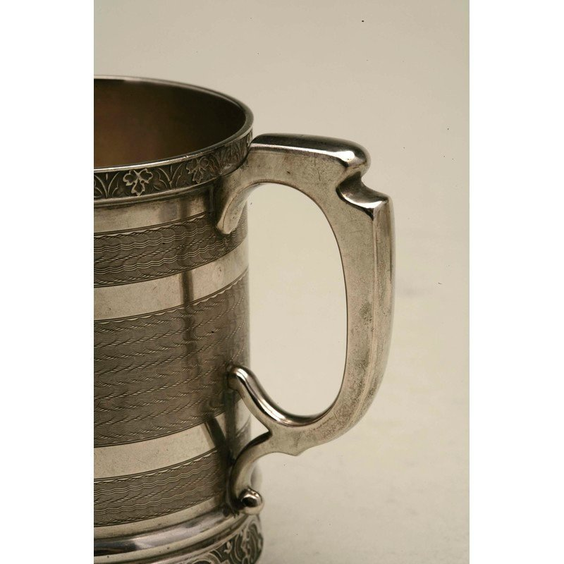 Koehler & Ritter (1868-1885) Silver Presentation Cup - 4