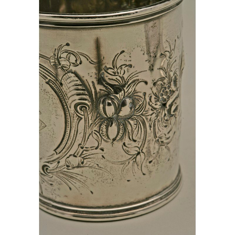 Koehler & Ritter (1868-1885) Coin Silver Cup - 5