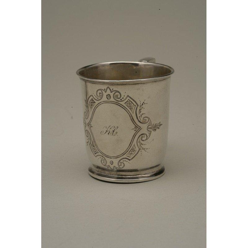 Coin Silver Mug
