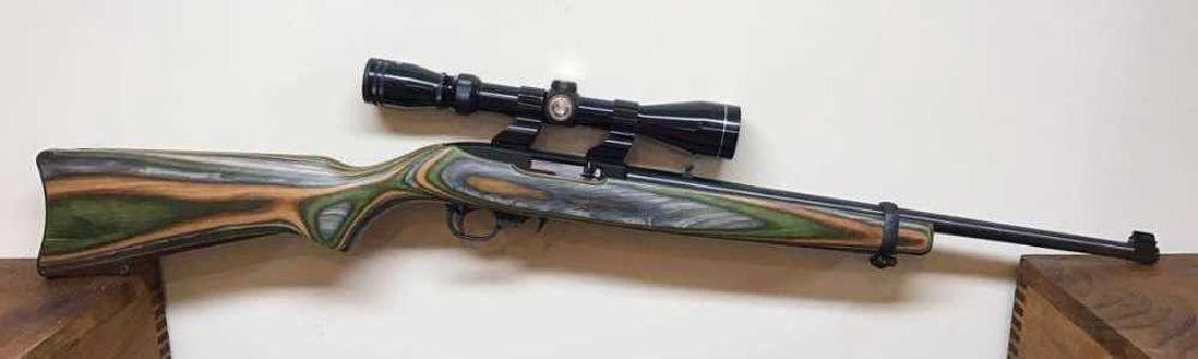 Ruger, Custom 10/22 with Scope and 4 mags - 2