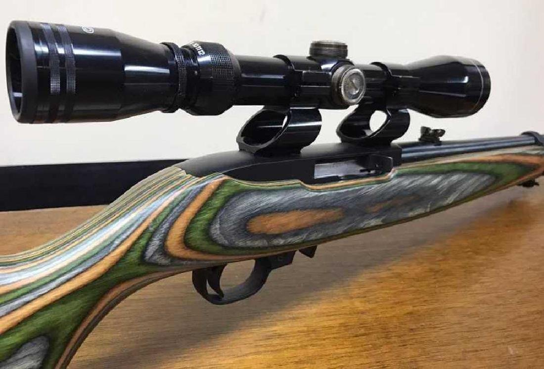 Ruger, Custom 10/22 with Scope and 4 mags - 6