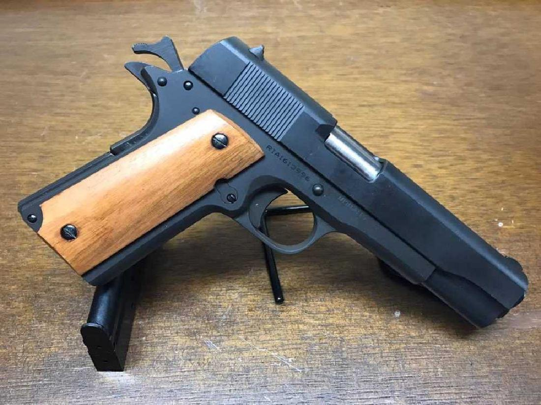 Rock Island M1911 A1 9mm Semi Automatic with Skull - 2