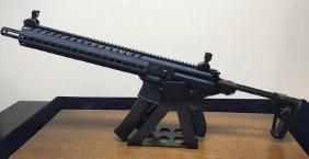 Sig Sauer MPX 9mm Carbine Rifle AR15
