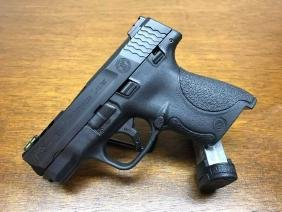 Smith & Wesson M&P Shield Performance Center Ported 9mm