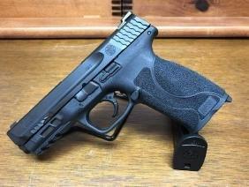 "Smith & Wesson M&P 9mm M2.0 Pistol 4"" Barrel"