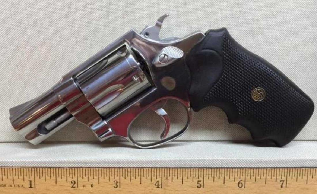 """Rossi  38 Special Revolver 5rd 2"""" Stainless"""