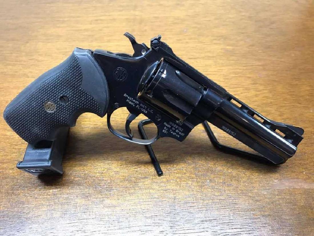 "Rossi .38 SPECIAL + P 6-SHOT Revolver 4"" - 2"