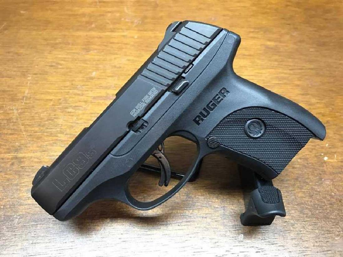 Ruger LC9S 9mm Black