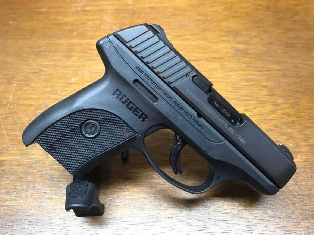 Ruger LC9S 9mm Black - 2