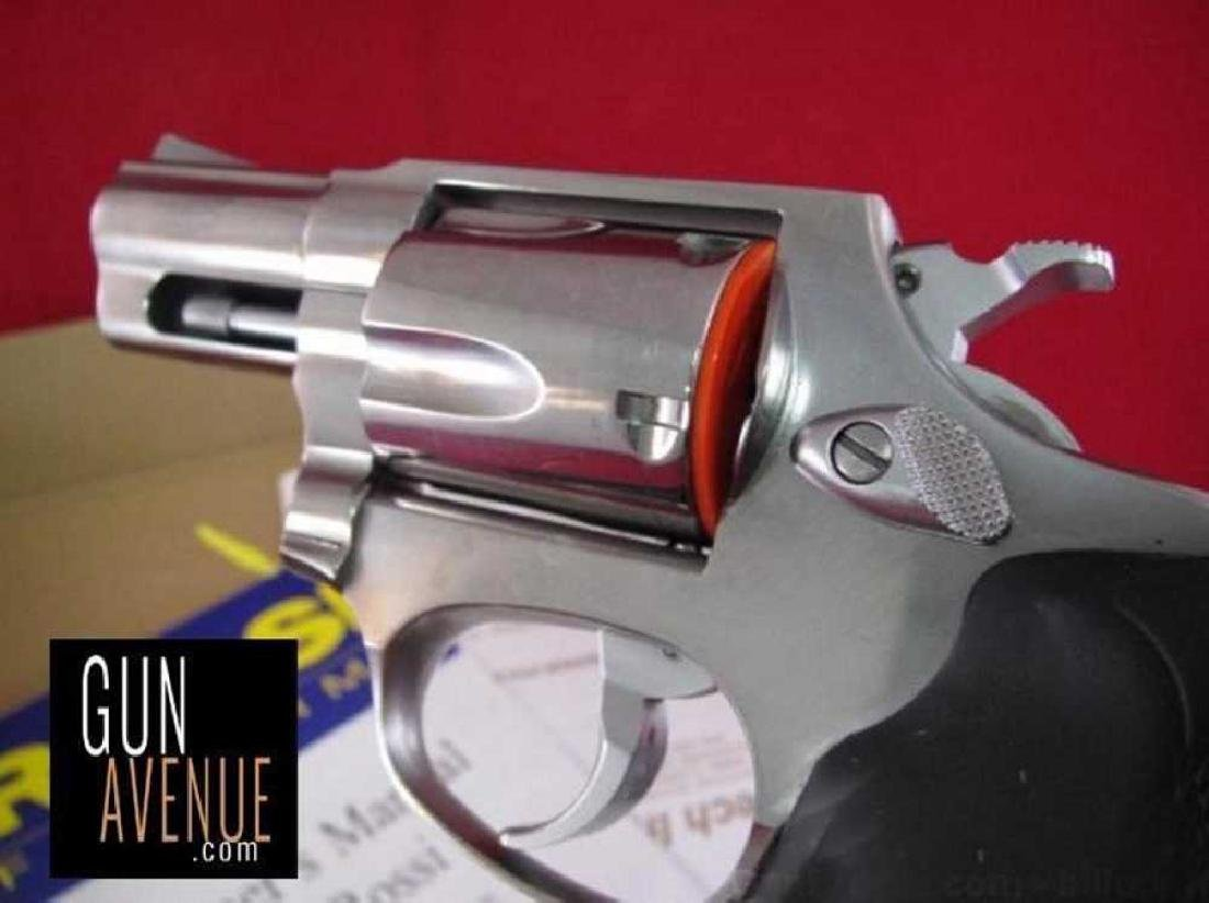 Rossi .38 Special 5 Round Stainless Steel Revolver - 3