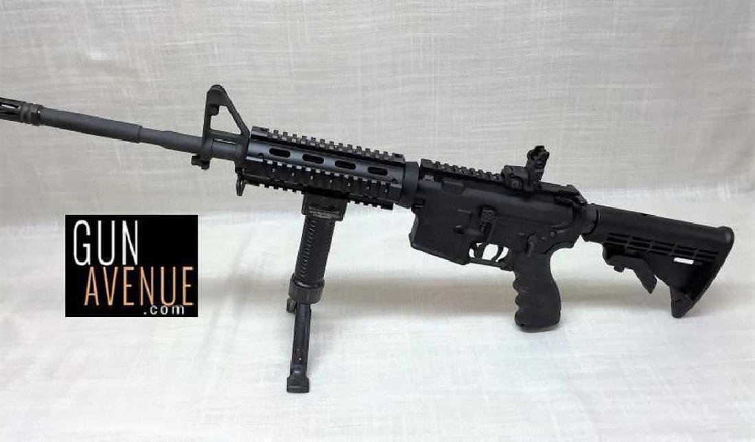 Palmetto PSA 16'' M4 PREMIUM CARBINE with upgrades and