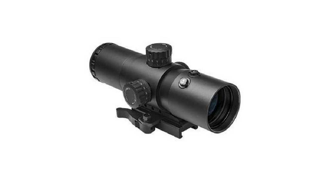 VISM CBT 3.5x40mm Red Dot Sight w/ Red Laser
