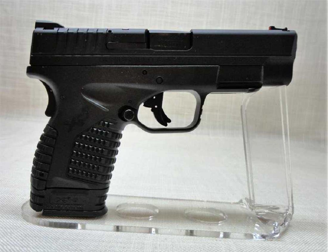 "Springfield  XD-S  4.0"" Single Stack 9mm Semi Automatic"