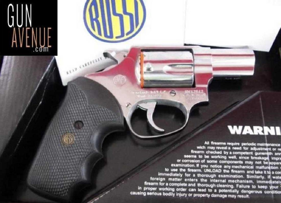 Rossi .38 Special 5 Round Stainless Steel Revolver