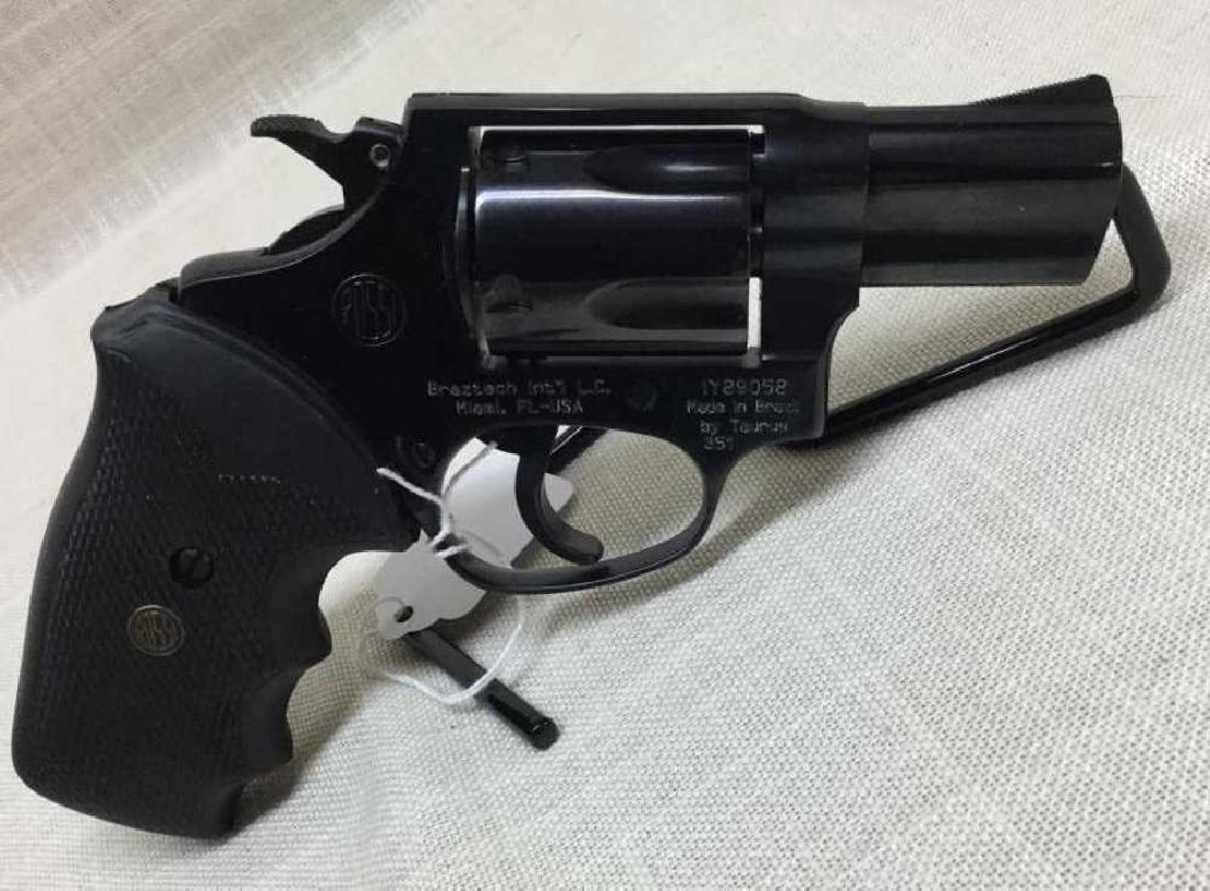 Rossi Black .38 Special 5 Round Revolver