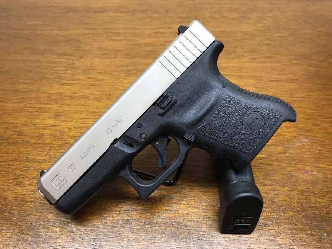 Glock 36 NIBX .45