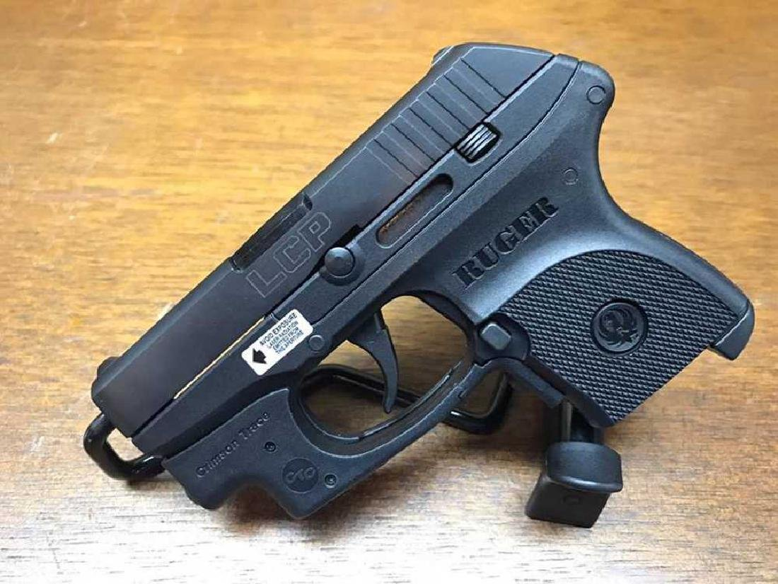 Ruger LCP CT 380 with Crimson Trace Laser