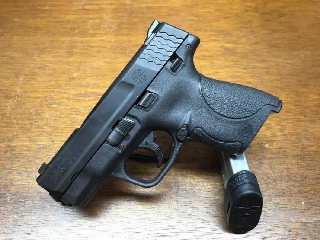 Smith & Wesson M&P Shield .40