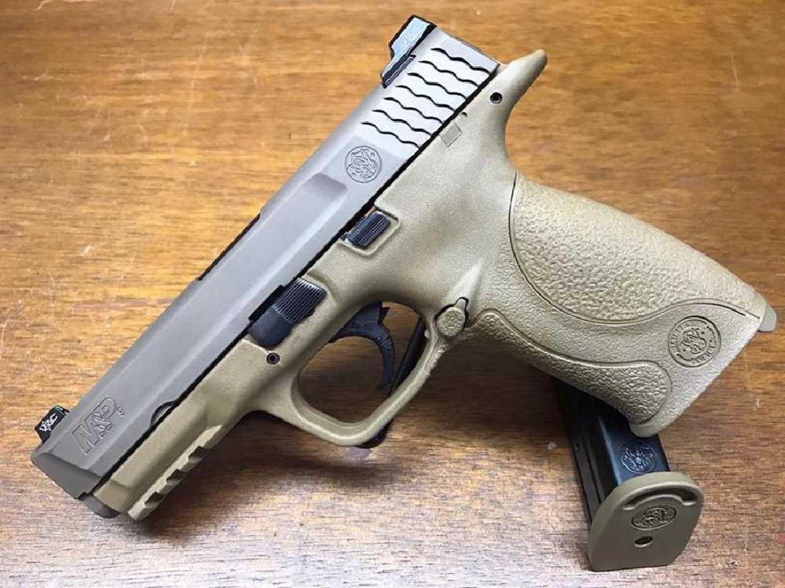 Smith & Wesson M&P 9 V-Tac