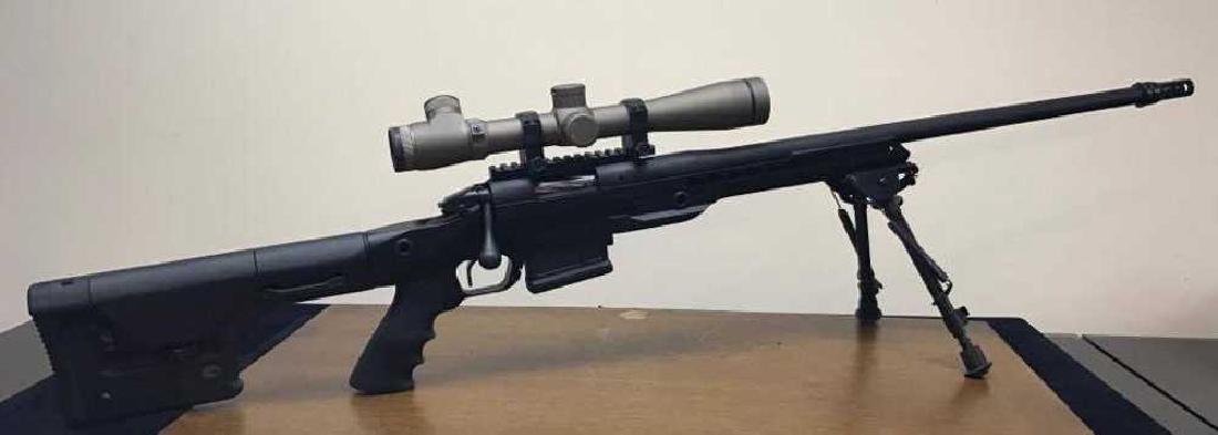 Bergara PREMIER SERIES LRP ELITE Rifle chambered in 6.5