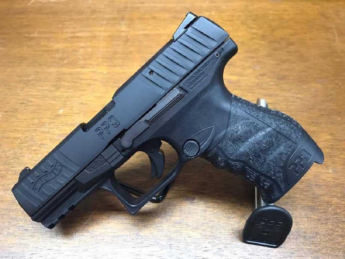 Walther PPQ .22 LP Semi-Auto Pistol