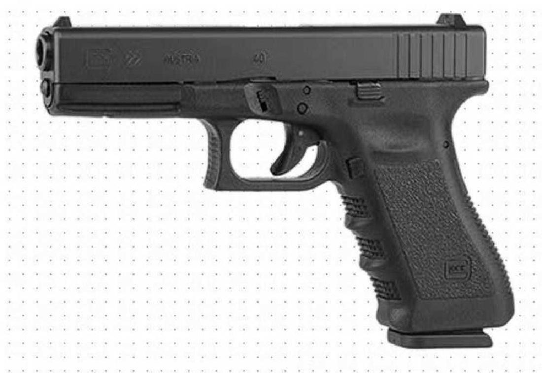 Glock 22 Full Size Gen 3 2 mags