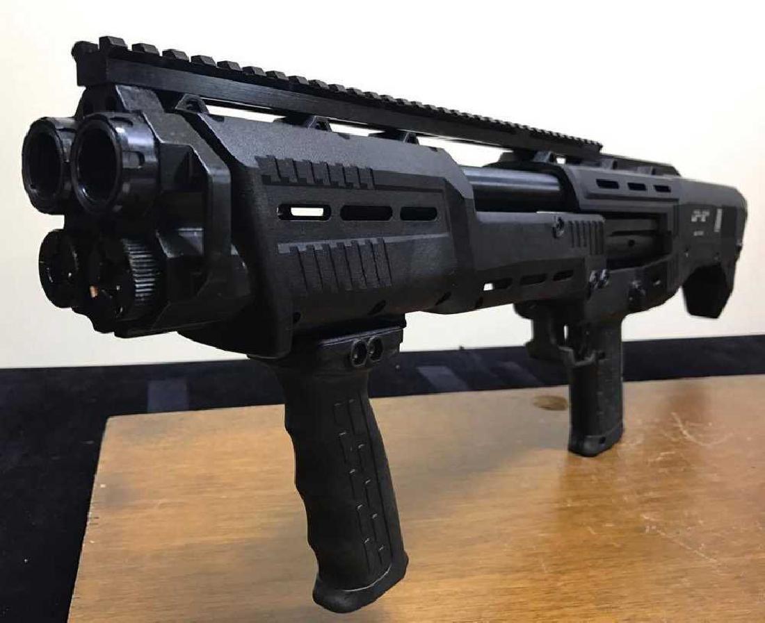 DP-12 16 Round 12 Ga. Double Barrel Pump Shotgun, Gun - 6