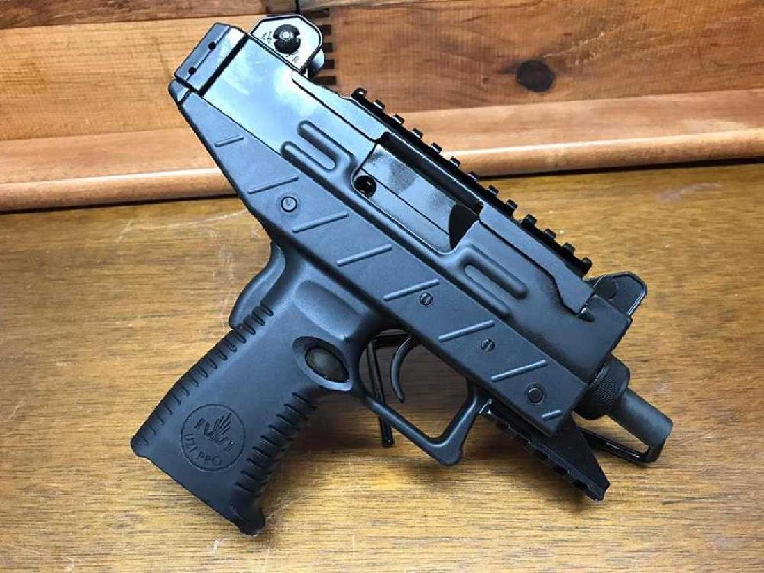IWI - ISRAEL WEAPON INDUSTRIES UZI PRO PISTOL 9MM - 5