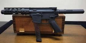 American Tactical 9mm Pistol AR Style