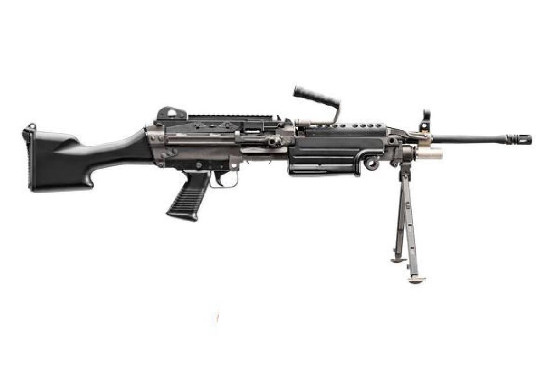 FN America Rifle: Semi-Auto M249S Series 5.56 NATO|223