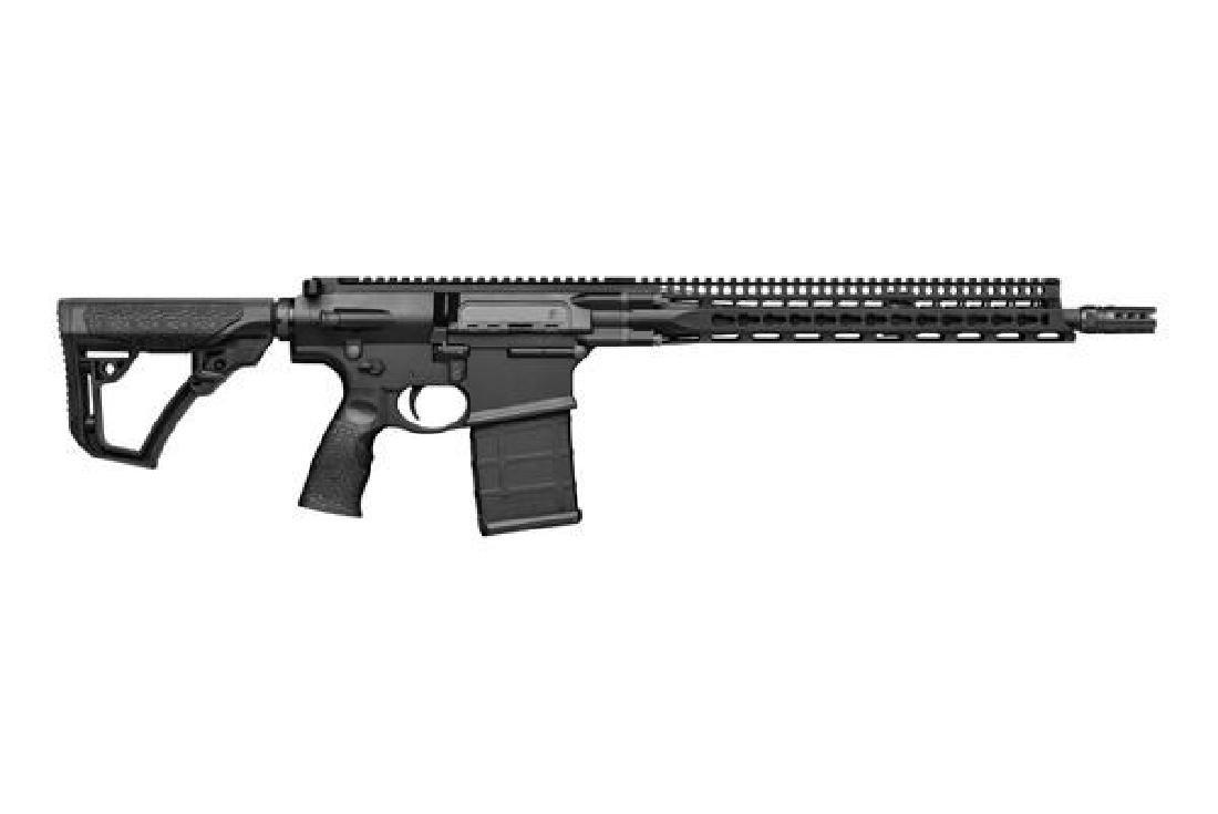 Daniel Defense Rifle: Semi-Auto DD5 Series 7.62