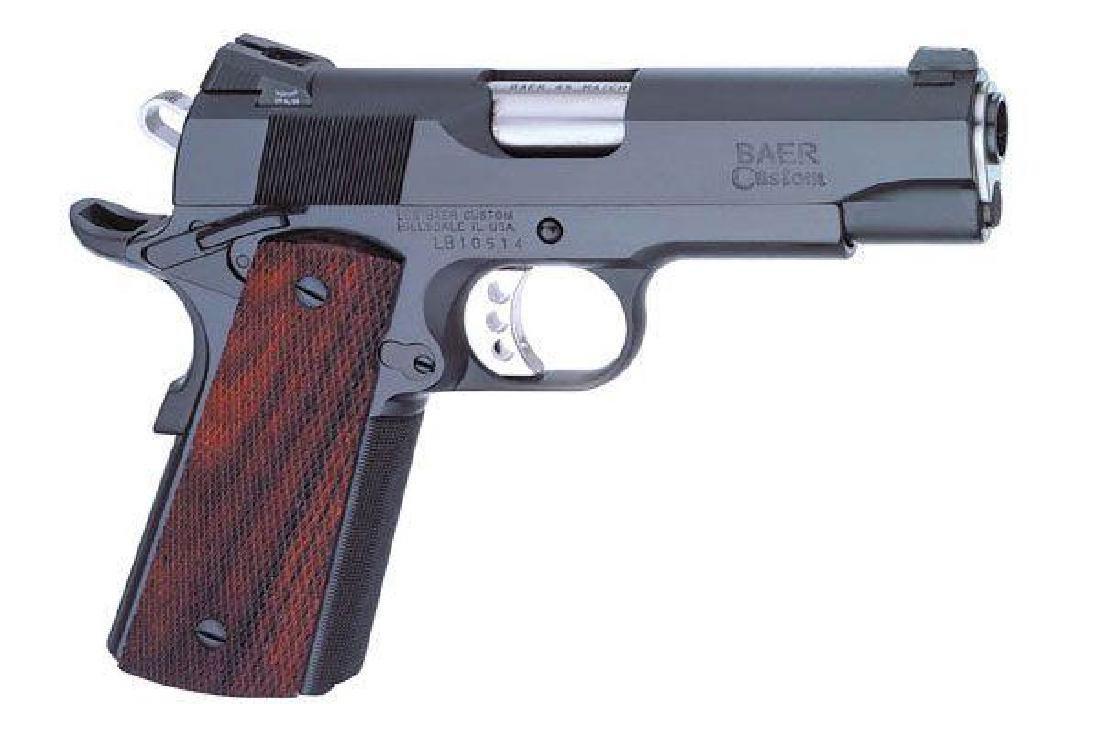 Les Baer Custom Pistol: Semi-Auto 1911|Concept VII