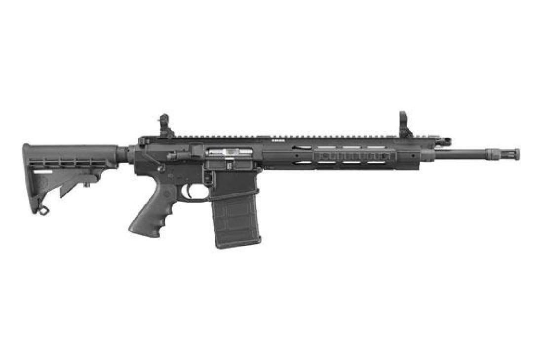 Ruger Rifle: Semi-Auto SR-762 Series 7.62 NATO|308