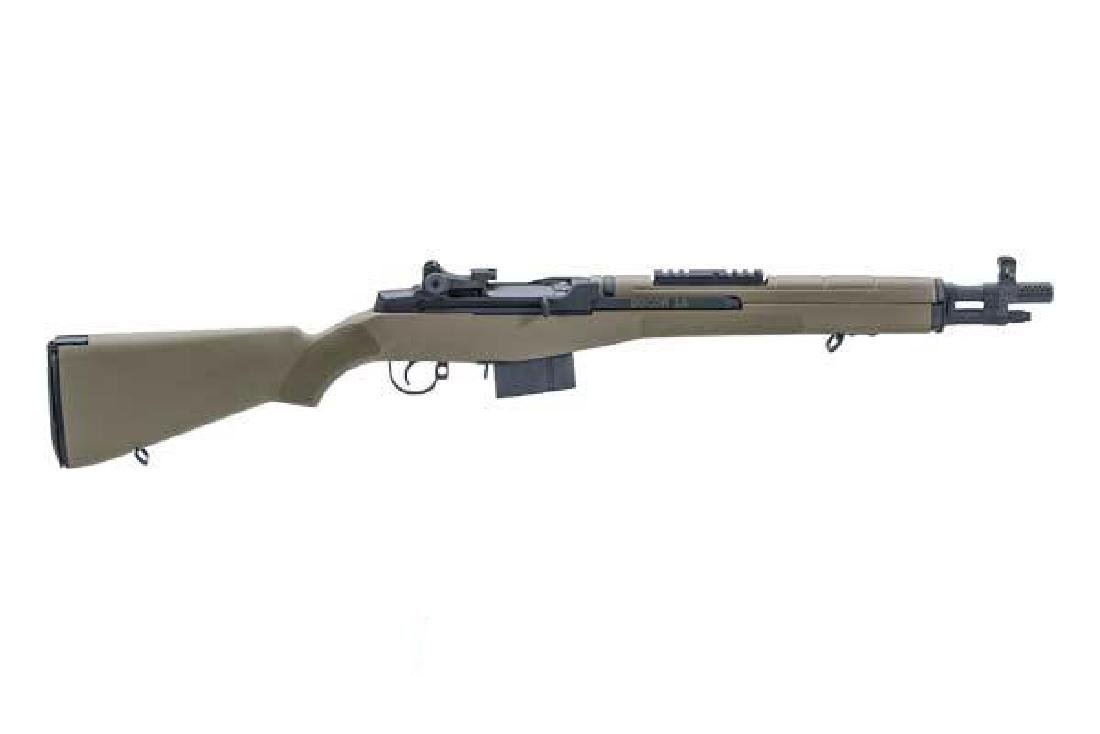 Springfield Armory Rifle: Semi-Auto M1A|M1A Socom