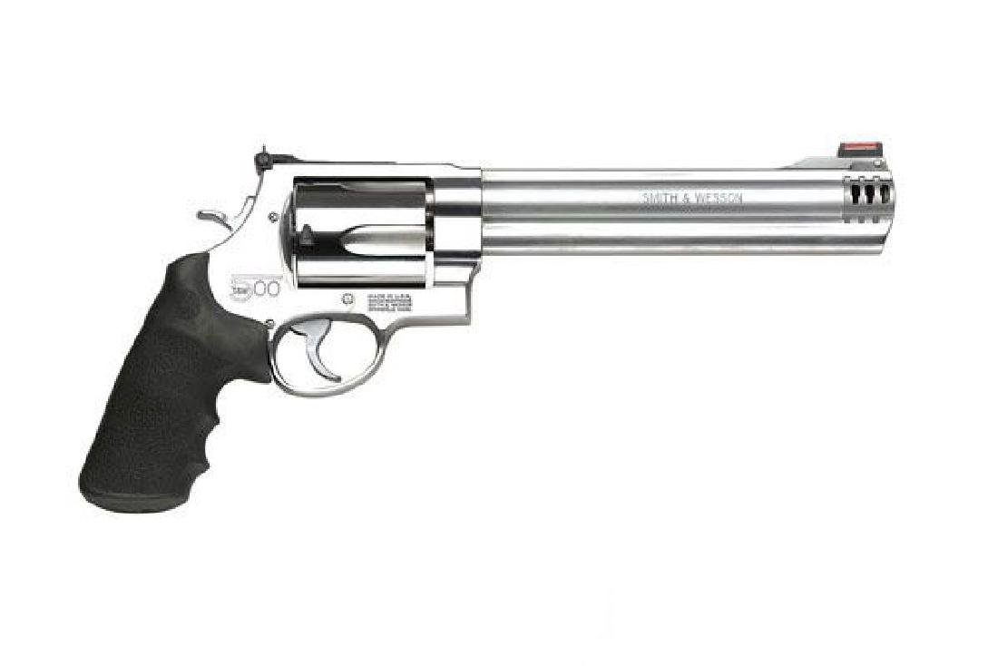 Smith & Wesson Revolver: Double Action 500 Series 500