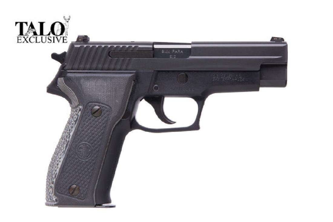 Sig Sauer Pistol: Semi-Auto P226 Series 9MM Caliber