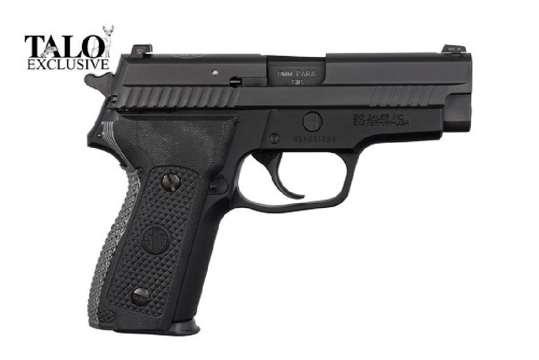 Sig Sauer Pistol: Semi-Auto P229 Series 9MM Caliber