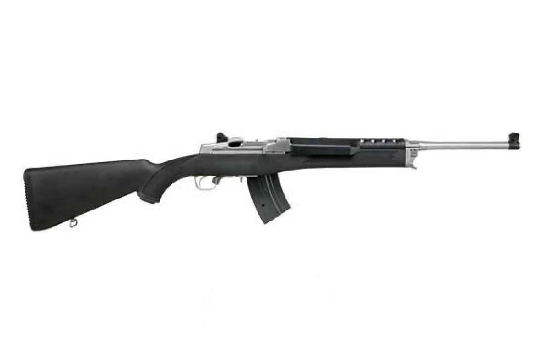 Ruger Rifle: Semi-Auto Mini-Thirty Series 7.62X39