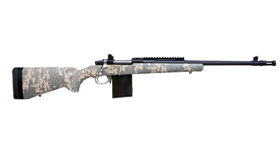 Ruger Rifle: Bolt Action Gunsite Scout Series 6.5