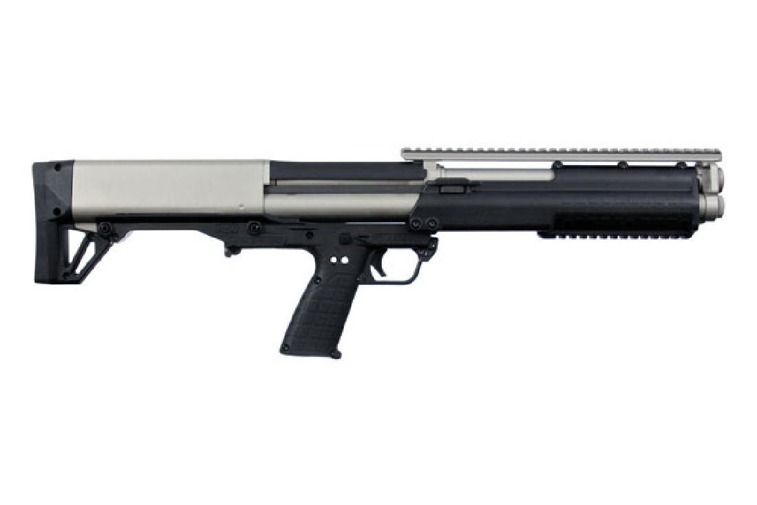 Kel-Tec Shotgun: Pump Action KSG Series 12 Gauge