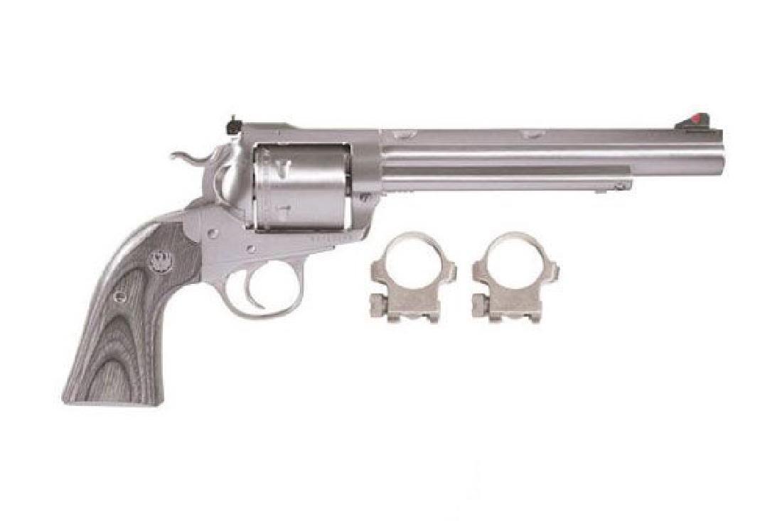 Ruger Revolver: Single Action Super Blackhawk Series