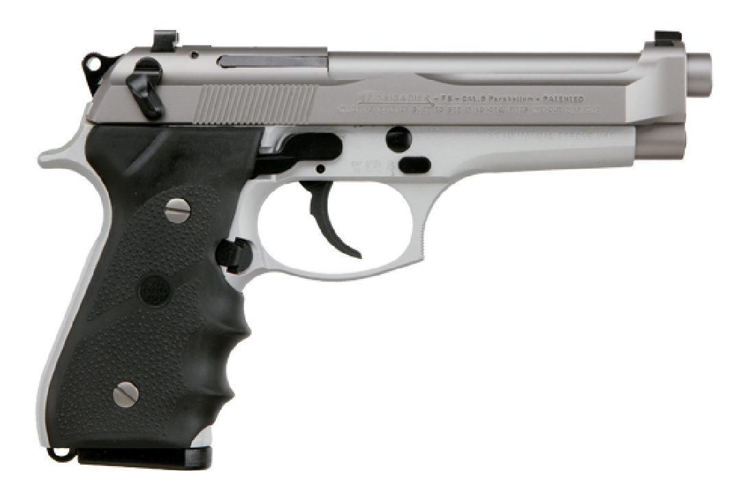 Beretta Pistol: Semi-Auto 92 Series 9MM Caliber Double