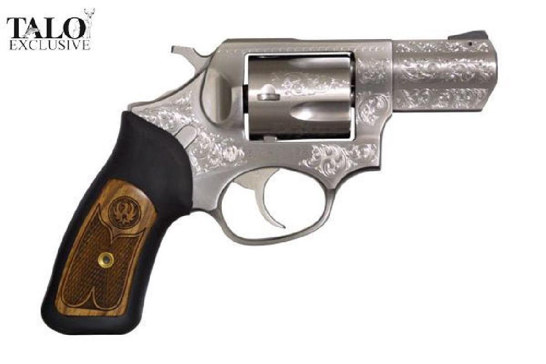 Ruger Revolver: Double Action SP101 Series 357 Caliber