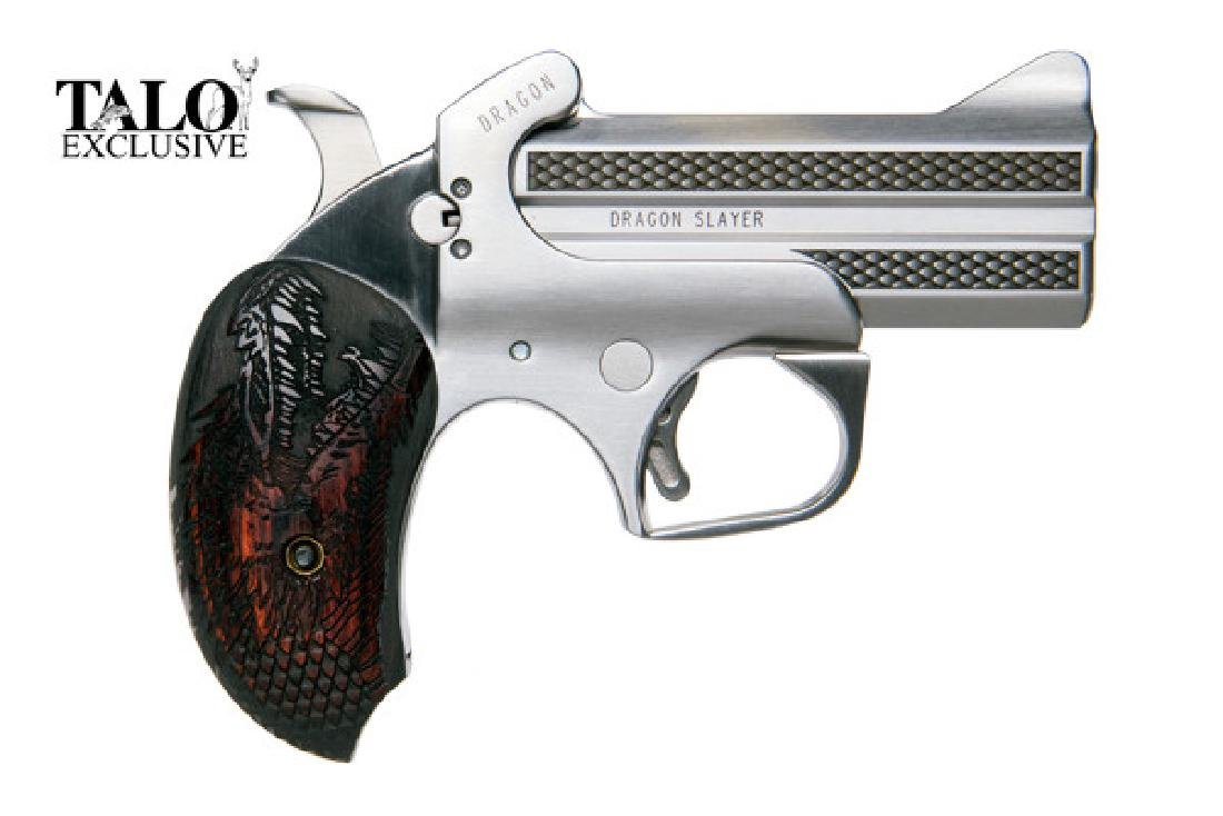 Bond Arms Pistol: Derringer Dragon Slayer Series 357 - Jul 18, 2017
