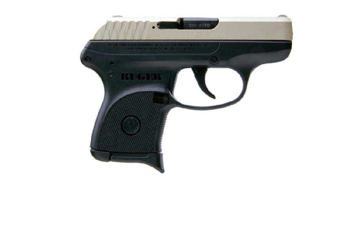 Ruger Pistol: Semi-Auto LCP Series 380 Caliber Double