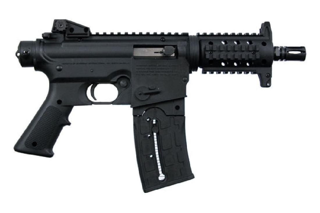 Mossberg|Mossberg International Pistol: Semi-Auto 715P