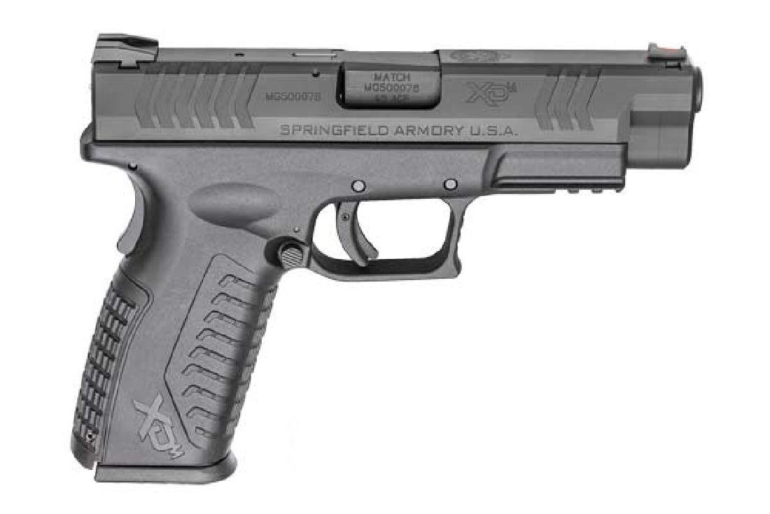 Springfield Armory Pistol: Semi-Auto XDM Series 45AP